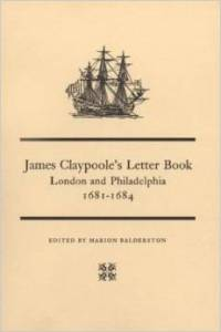 James Claypoole book