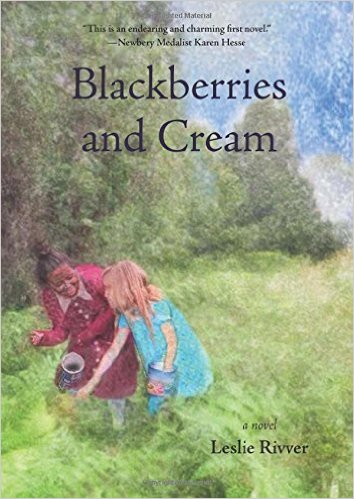 Blackberries and Cream