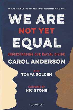 COVER: We Are Not Yet Equal